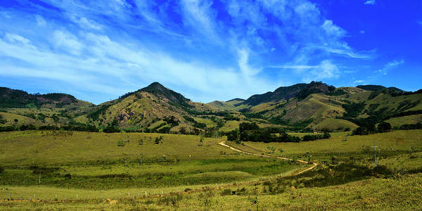 Minas Gerais Wall Art - Photograph - On The Way To Machados by W Gaspar Photography