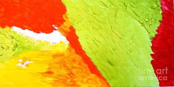 Painting - On The Way To Paradise by Ilona Svetluska