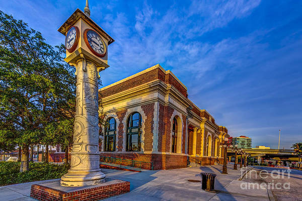 Wall Art - Photograph - On Time Train by Marvin Spates