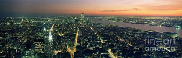 Wall Art - Photograph - On Top Of The City by Jon Neidert