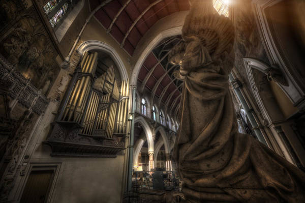 Pipe Organ Wall Art - Photograph - On Your Knees by Jason Green