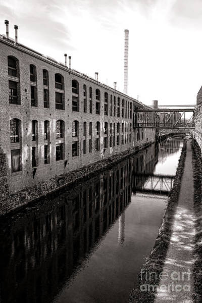 D.c Photograph - Once Industrial Georgetown by Olivier Le Queinec