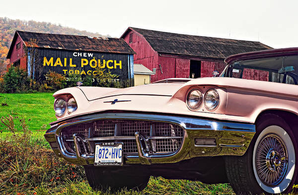 Dual Exhaust Photograph - Once Upon A Crazy Time... by Steve Harrington