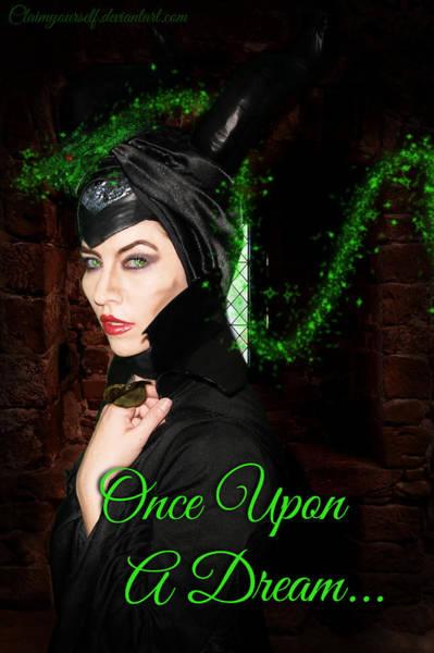 Sleeping Beauty Castle Digital Art - Once Upon A Dream by Tris Walker