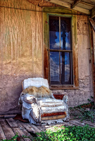 Photograph - Once Upon A Porch by Ghostwinds Photography