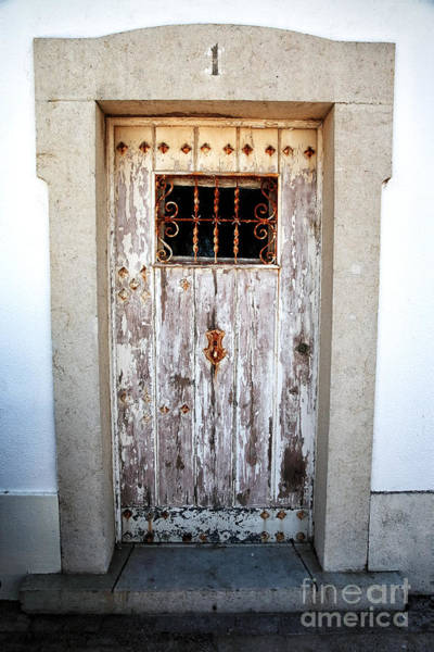Photograph - One Door by John Rizzuto