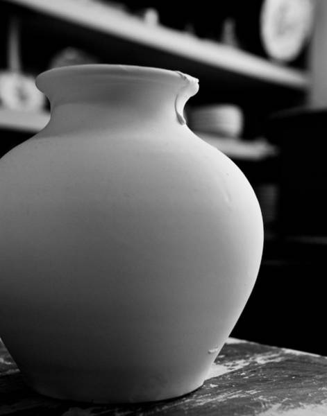 Photograph - One Earthenware Jug  by Joseph Amaral