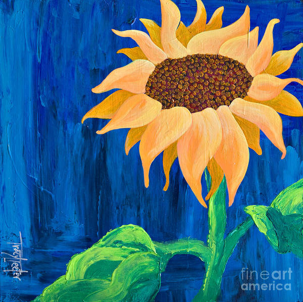 Commodity Painting - One In The Sun by Tracy L Teeter