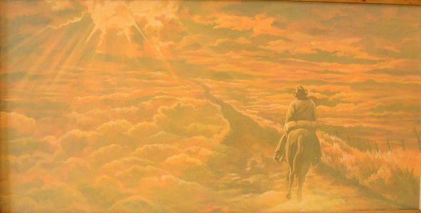 Painting - One Last Ride by Tim  Joyner