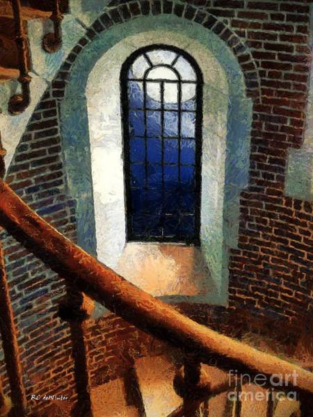 Painting - One Magick Night by RC DeWinter
