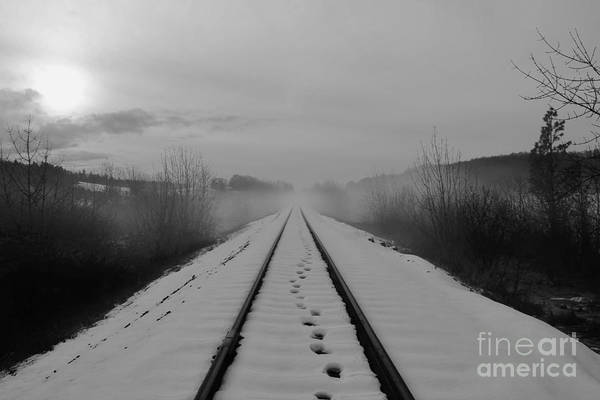 Photograph - One Man's Journey by Michael Cross