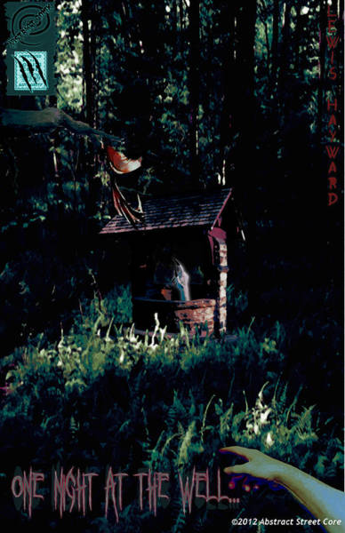 Disappearance Photograph - One Night At The Well by Sean Lewis