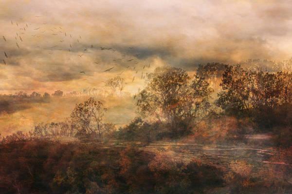 Digital Art - One October Day by Eduardo Tavares