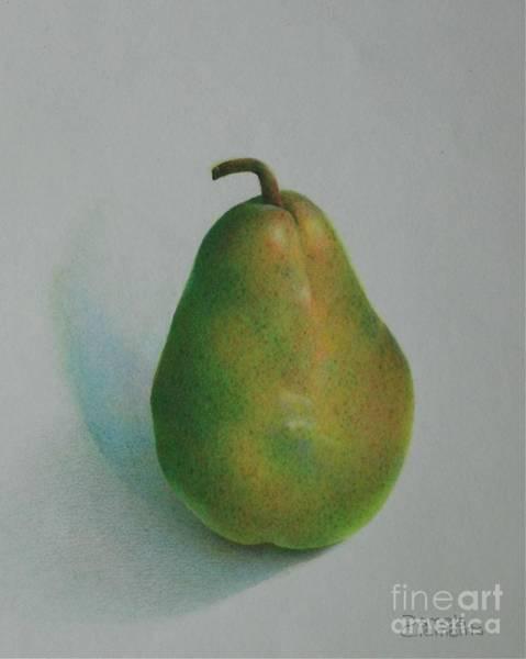One Of A Pear Art Print
