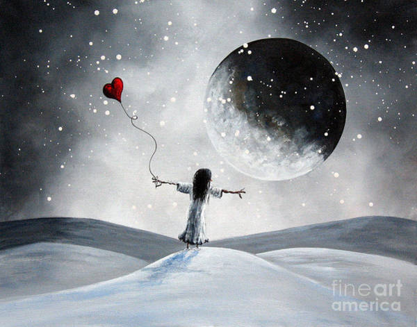 Wall Art - Painting - One Small Dream By Shawna Erback by Erback Art