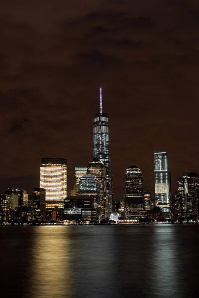 Photograph - One World Trade Center by Juergen Roth