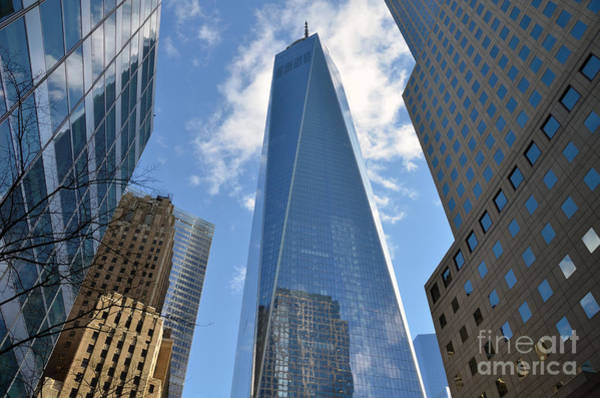 Photograph - One World Trade Center by RicardMN Photography