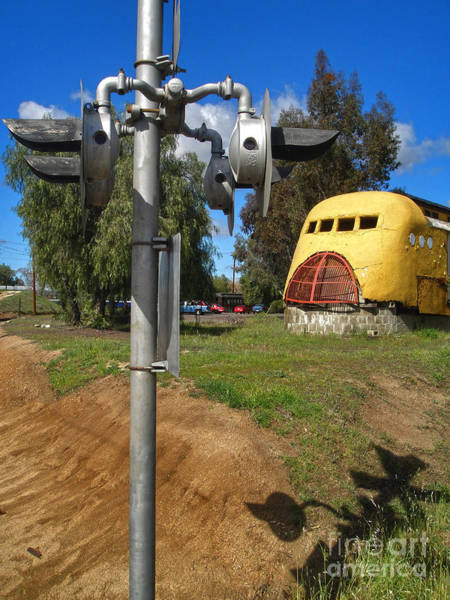 Photograph - Oneills Streamline Diner - 03 by Gregory Dyer