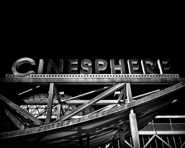 Photograph - Ontario Place Cinesphere 1 Toronto Canada by Brian Carson