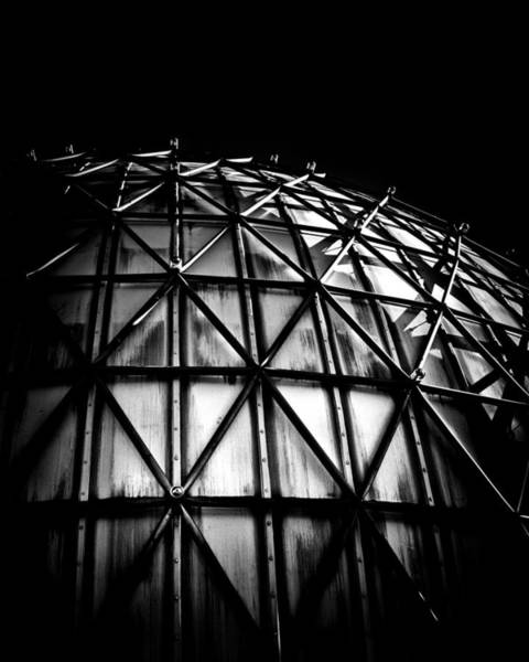 Photograph - Ontario Place Cinesphere 2 Toronto Canada by Brian Carson