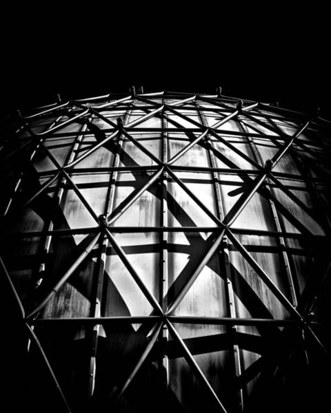 Photograph - Ontario Place Cinesphere 3 Toronto Canada by Brian Carson
