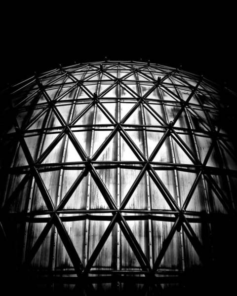 Photograph - Ontario Place Cinesphere 5 Toronto Canada by Brian Carson