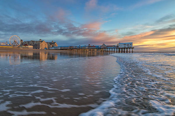 Orchard Beach Photograph - OOB by Stephen Beckwith