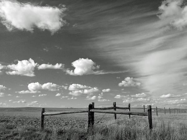 Wall Art - Photograph - Open Range by Don Spenner