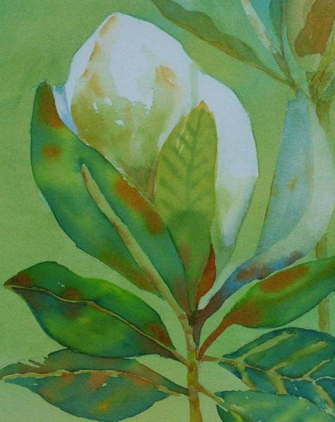 Painting - Opening by Tara Moorman