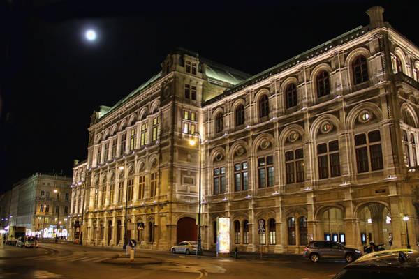 Photograph - Opera House by Nancy Ingersoll
