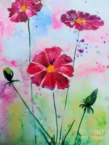 Painting - Opera Pink by Melinda Etzold