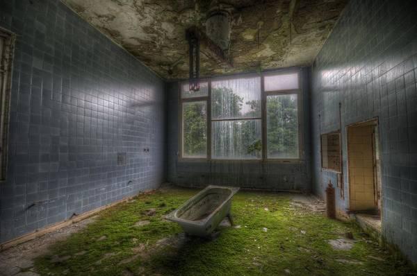 Wall Art - Digital Art - Operation Bath Tub by Nathan Wright
