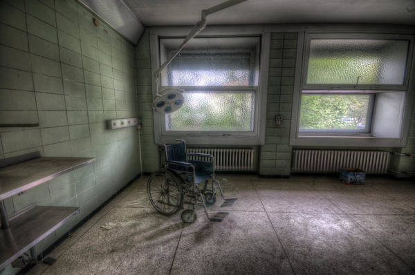 Wall Art - Digital Art - Operation Wheelchair by Nathan Wright