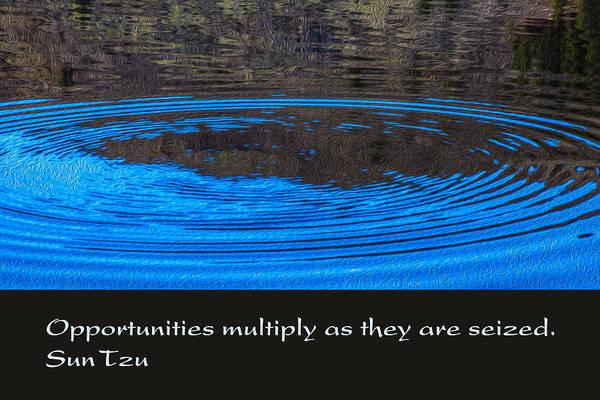 Digital Art - Opportunites Multiplied by Omaste Witkowski