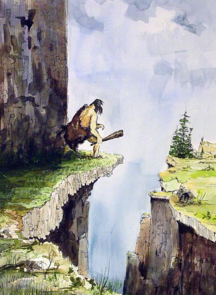 Painting - Oops by Sam Sidders
