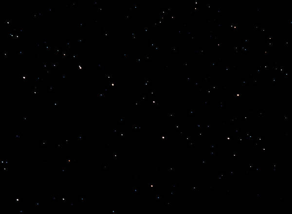 Ursa Major Photograph - Optical Photo Of The Constellation Of Ursa Major by Robin Scagell/science Photo Library