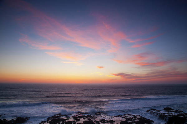 Cape Perpetua Wall Art - Photograph - Or, Cape Perpetua Scenic Area, Ocean by Jamie and Judy Wild
