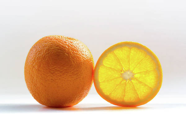 Orange Photograph - Orange Fruit Composition by By Felix Schmidt