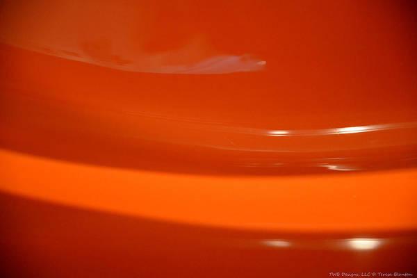 Photograph - Orange by Teresa Blanton