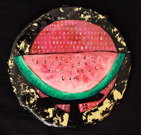 Fertility Painting - Orbis Fertile Summer  by Mark M  Mellon