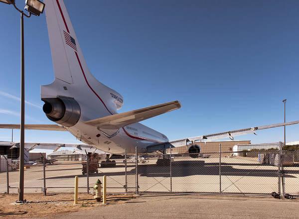 Photograph - Orbital Sciences Stargazer by Jim Thompson