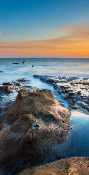Wall Art - Photograph - Orcas Triptych 2 by Robert Bynum