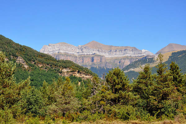 Aragon Photograph - Ordena National Park by Miguel Sotomayor