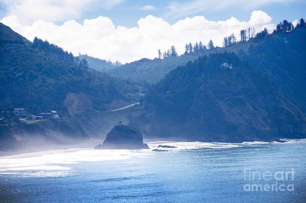 Photograph - Oregon Blue by Brenda Kean