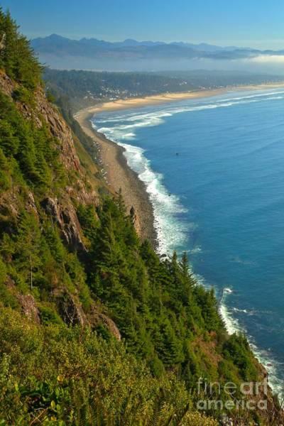 Photograph - Oregon Coastal View by Adam Jewell