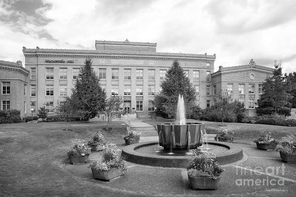 Photograph - Oregon Health And Sciences University by University Icons