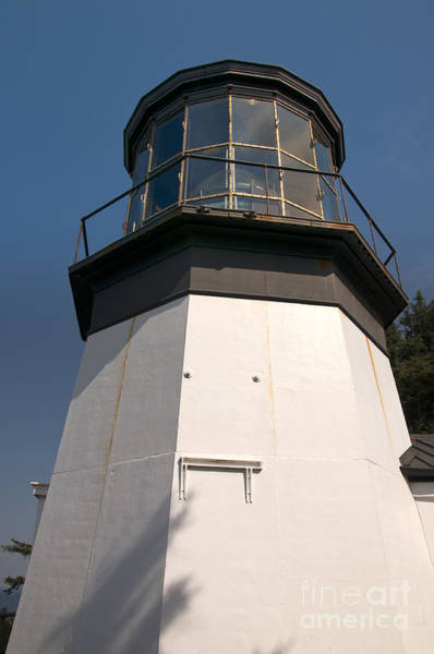 Photograph - Oregon Lighthouse by Brenda Kean