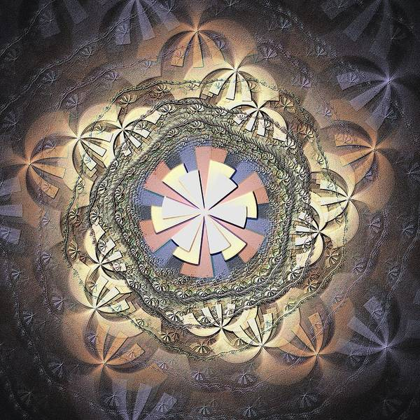Digital Art - Organic Weave by Anastasiya Malakhova