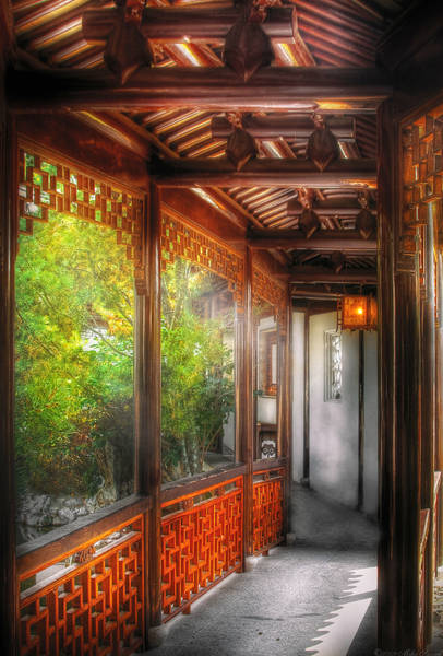 Photograph - Orient - Continue On by Mike Savad