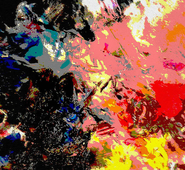 Painting - Original Fine Art Digital 3c by G Linsenmayer